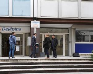 Entree CFA Delepine