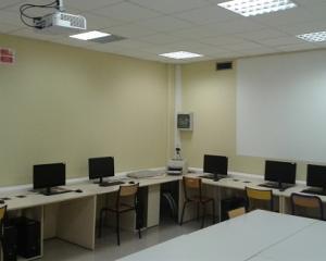 Salle informatique CFA Delepine